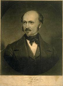 John Augustus Sutter. *28th February 1803, Kandern / Baden-Wurttemberg, + 18th June 1880, Washington D. C.