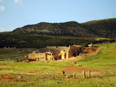 Theater von Hierapolis. Foto: KW.