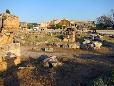 Museum von Hierapolis. Foto: KW.