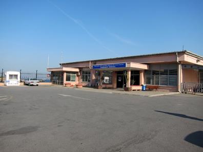 Customs office, Izmir. Photo: KW.
