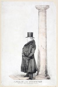 Nathan von Rothschild, A Pillar of the Exchange, © Historisches Museum Frankfurt am Main, Foto: Horst Ziegenfusz.