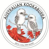 Australia / 0.50 AUD / silver .999 / 15.591g / 36.60mm / Design: Tom Vaughan and Natasha Muhl / Mintage: 5,000.