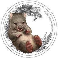 Australia / 0.50 AUD / silver .999 / 15.591g / 36.60mm / Design: Elise Martinson Mintage: 10,000.
