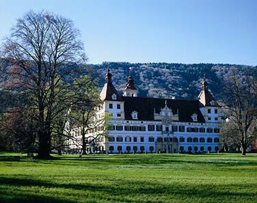 Schloss Eggenberg. © UMC.