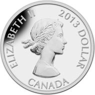 Canada / $1 / silver .999 / Mintage: 10,000.