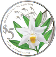 Singapore / 5 $ / 1oz silver .999 / 62.2g / 40.7mm / Mintage: 10,000 (each coin), 3,000 sets.