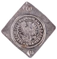 343: 3 Thaler 1621, Ohlau, Klippe, vorzüglich, sehr selten in dieser Erhaltung, Friedensburg/Seger 83. Startpreis: 2.500 Zloty.