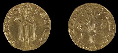 Goldfloren aus der Sammlung Bruschi.