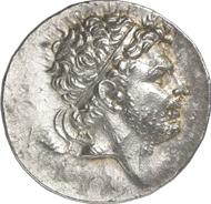 Perseus. Tetradrachm, 170-168. Extremely fine. Estimate: 1.250 euro.