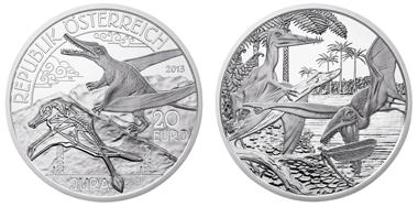 Austria / 20 EUR / silver .900 / 20.0 g / 34.0 mm / Design: Thomas Pesendorfer (obverse) and Helmut Andexlinger (reverse) / Mintage: 50,000.