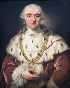 Kurfürst Carl Theodor. Mannheim, Reiss-Engelhorn-Museen Mannheim. Anna Dorothea Therbusch, 1763. © rem, Foto: Jean Christen.