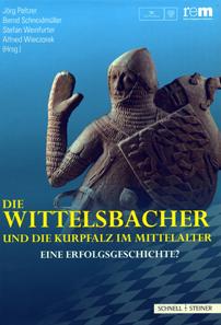 Jörg Peltzer u.a. (Hrsg.), Die Wittelsbacher und die Kurpfalz im Mittelalter. Eine Erfolgsgeschichte? Schnell & Steiner, Regensburg, 2013. 408 S. Farb- und Schwarz-Weiß-Abbildungen. Hardcover, Fadenheftung, 18 x 24,4 cm. ISBN: 978-3-7954-2645-3. 29,95 Euro.