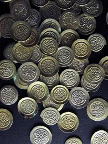Schatzfund von Ilanz. Rätisches Museum, Chur. Foto: UK.