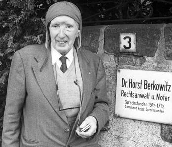 Dr. Horst Berkowitz (1898-1983). Anwalt in Hannover und Stifter einer herausragenden Münzsammlung. © Landeshauptstadt Hannover Museum August Kestner. Fotos: Christian Tepper.
