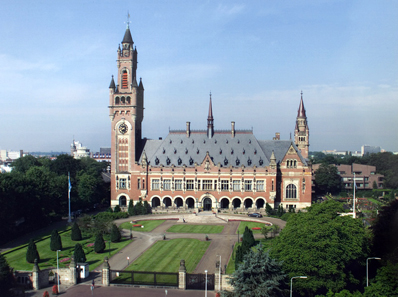 The Peace Palace. Photo: International Court of Justice.