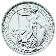 Great Britain / 1/4oz bullion coin / .999 silver / 7.83g / 22.00mm / Design: Ian Rank-Broadley (obverse), Phillip Nathan (reverse).