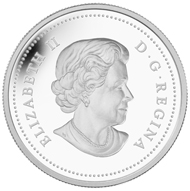 $20 fine silver coin: Man of steel.