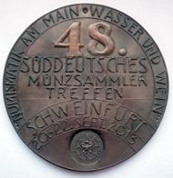 Die Medaille von Peter Götz Güttler.
