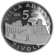 Italy / 5 EUR / .925 silver / 18g / 32mm / design: Maria Angela Cassol / Mintage: 7,000.