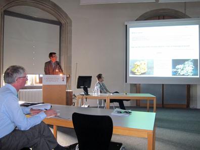 Lorenz Rahmstorf (Universität des Saarlandes). Foto: UK.
