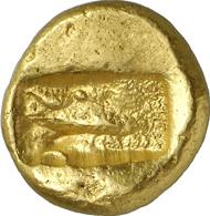 Nr. 916. Griechen. Darius I., 522-486. Dareike, ca. 500-485. Breiter Schrötling. Vorzüglich. Schätzung: 12.000 Euro. Endpreis: 32.200 Euro.