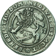 3097: Norwegen. Christian IV. Speciedaler, 1641, Christiania. ABH 42. ss-vzgl. Taxe: 2.600,- Euro.