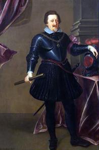 Ferdinand II. Kaiser des Heiligen Römischen Reichs, um 1635. Quelle: Wikicommons.