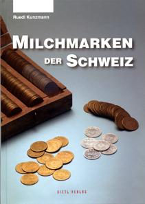 Ruedi Kunzmann, Milchmarken der Schweiz. Gietl Verlag, Regenstauf 2013. 464 Seiten, durchwegs farbig illustriert. 15 x 21 cm. Fadenbindung. Hardcover. ISBN 978-3-86646-555-8. 90 Euro.