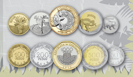 Winner of the Best New Circulating Coin or Series 2013.