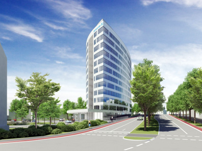The Supervisory Board has given the go-ahead for the construction of a new Engineering and Technology Center with around 750 modern workplaces. (source: Holzbauer und Partner Architekten). Source: Schuler.