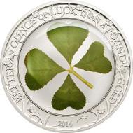 Palau / 5 Dollars / 1oz Silber .925 / 38,61 mm / Auflage: 2.014.