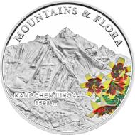 Palau / 5 Dollars / Silver .925 / 20 g / 38.61 mm / Mintage: 2,500 (each coin).
