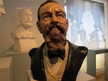 Julius Beck (1855-1920), Rechtsanwalt, Stadtschreiber und katholisch-konservativer Politiker im Kanton Luzern. Foto: KW.