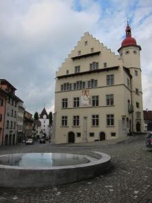 Das Rathaus von Sursee. Foto: KW.