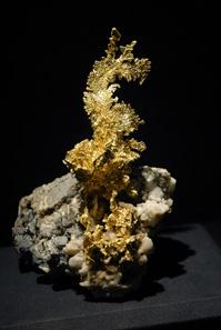 Dragon, die wohl wertvollste Goldstufe der Welt. © The Munich Show.