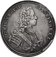 2777: BAYERN. Karl Albert als Kurfürst. 1726-1742, München. Taler 1738 (sog.