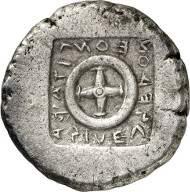 No. 106. Edones (Macedonia), Getas. Octodrachm, c. 479-465. Extremely rare variant. About extremely fine. Estimate: 75,000 euros.