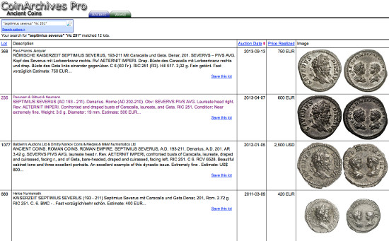 CoinArchives.