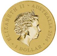 Australia / 1 AUD / Aluminium Bronze / 13.80g / 30.60mm / Design: Tom Vaughan / Mintage: Mint-to-order.