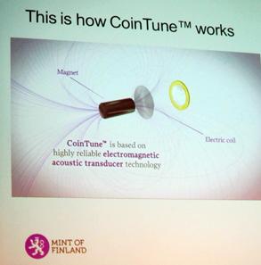 Das Prinzip von CoinTune(TM). Foto: UK.