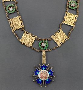 Guatemala, Order of the Quetzal, Collar.