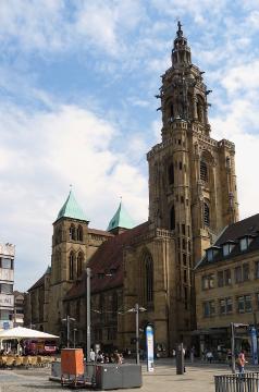 Die Kilianskirche. Foto: Memorino / http://creativecommons.org/licenses/by-sa/3.0/deed.en
