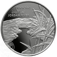 Israel/ NIS 2/ Silver/ 31.1g/ 38.7mm/ Mintage: 2,800. © Israel Mint.