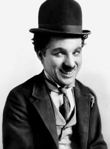 Chaplin as The Tramp/ Wikipedia.