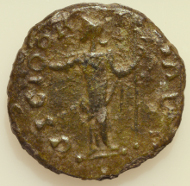 High quality photograph of the reverse of the same example on the occasion of the sale by auction at Numismatik Lanz. Foto (c) Andreas Pangerl, www.romancoins.info