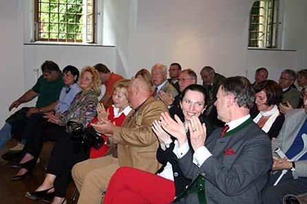 Blick in das Auditorium. Foto: Brigitte Berner / Joanneum.
