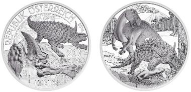 Austria/ 20 EUR/ Silver .900/ 20 g/ 34 mm/ Design: Herbert Waehner (obverse), Helmut Andexlinger (reverse)/ Mintage: 50,000. © Austrian Mint.