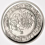 Spain / 10 euros / 925 silver / 40mm / 27g / Mintage: 7,500.