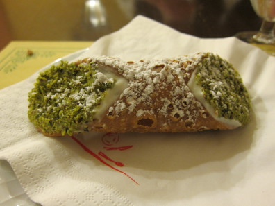 Cannolo. Foto: KW.