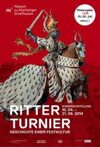 Plakat der Ausstellung.